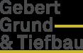 Gebert Grund- & Tiefbau AG Logo